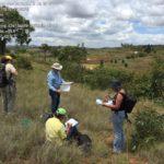 Étude Géotechnique préliminaire pour un ligne elétrique à Madagascar